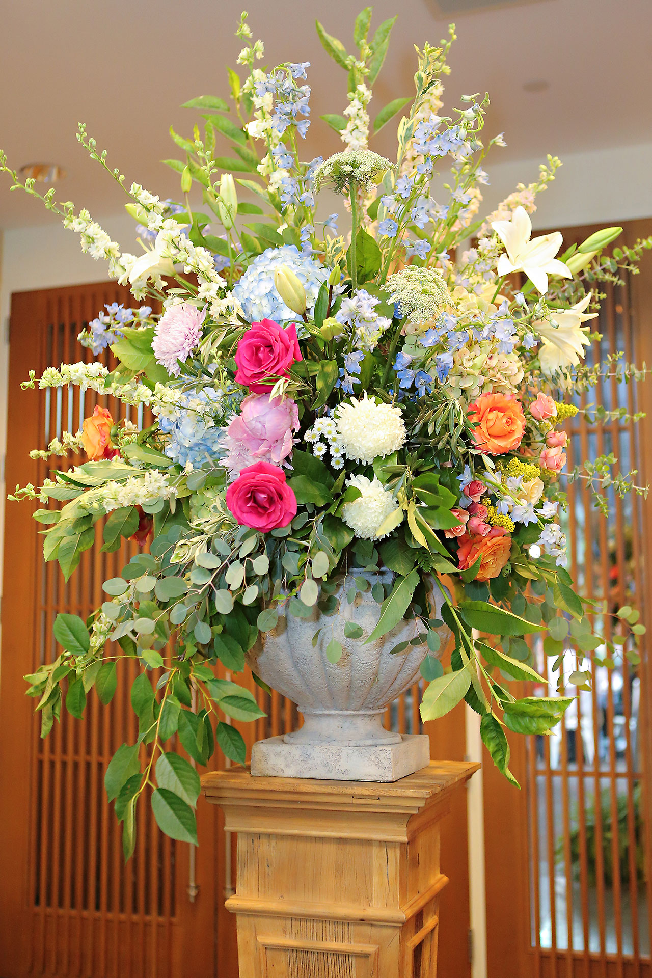 Kathleen Ben Indianapolis Newfields Wedding 057