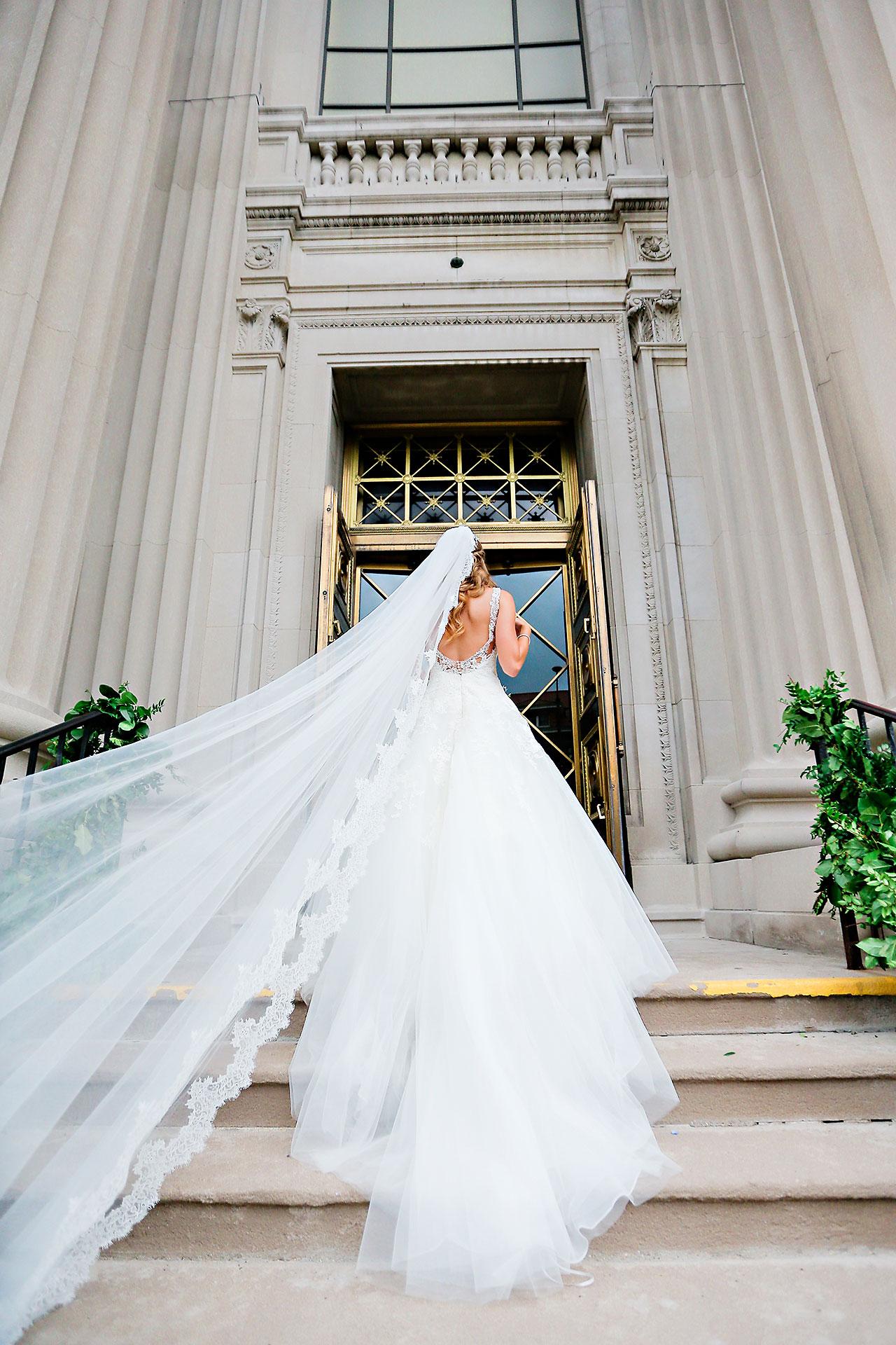 Kathleen Ben Indianapolis Museum of Art Wedding 129