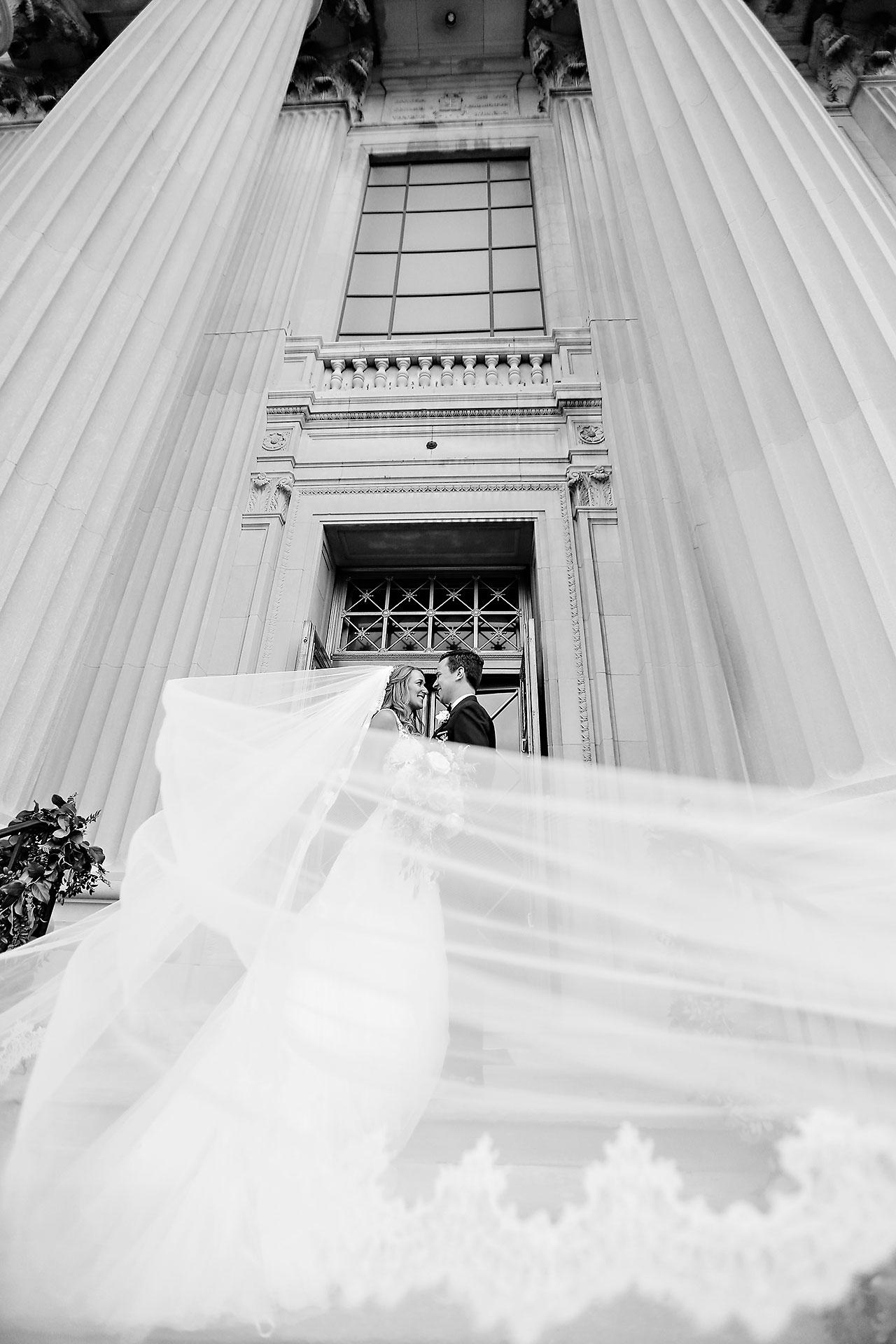Kathleen Ben Indianapolis Museum of Art Wedding 131