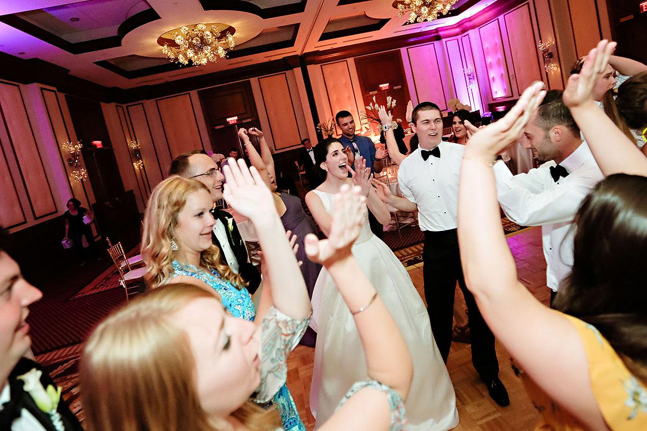 Ali Joey Conrad Indianapolis Wedding 394