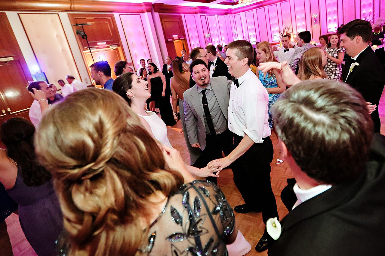 Ali Joey Conrad Indianapolis Wedding 392