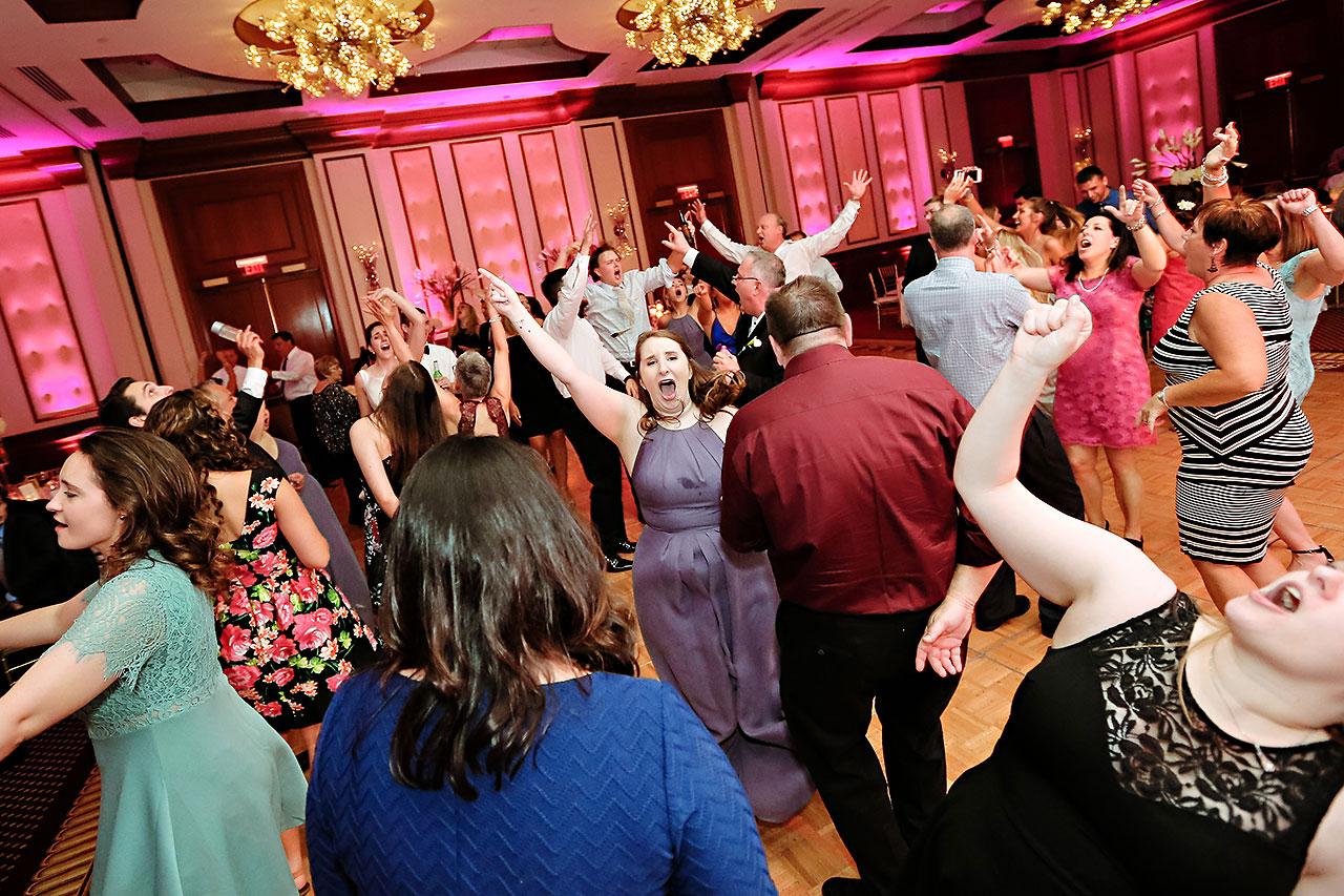 Ali Joey Conrad Indianapolis Wedding 376