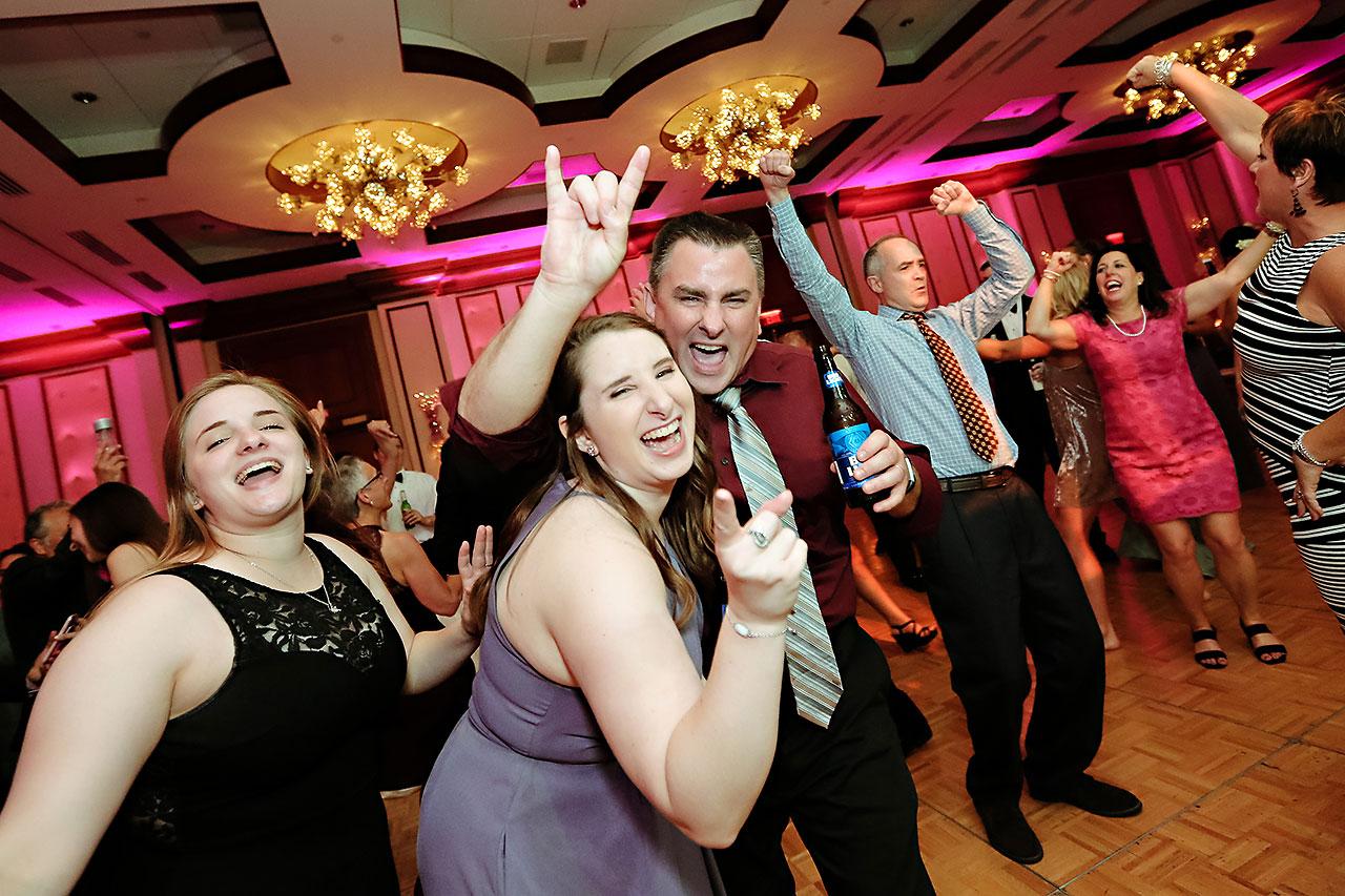Ali Joey Conrad Indianapolis Wedding 374