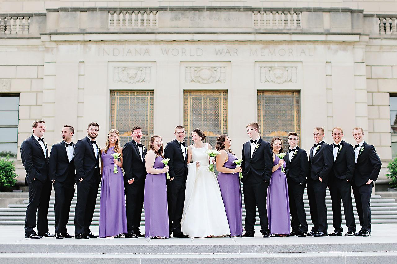 Ali Joey Conrad Indianapolis Wedding 217