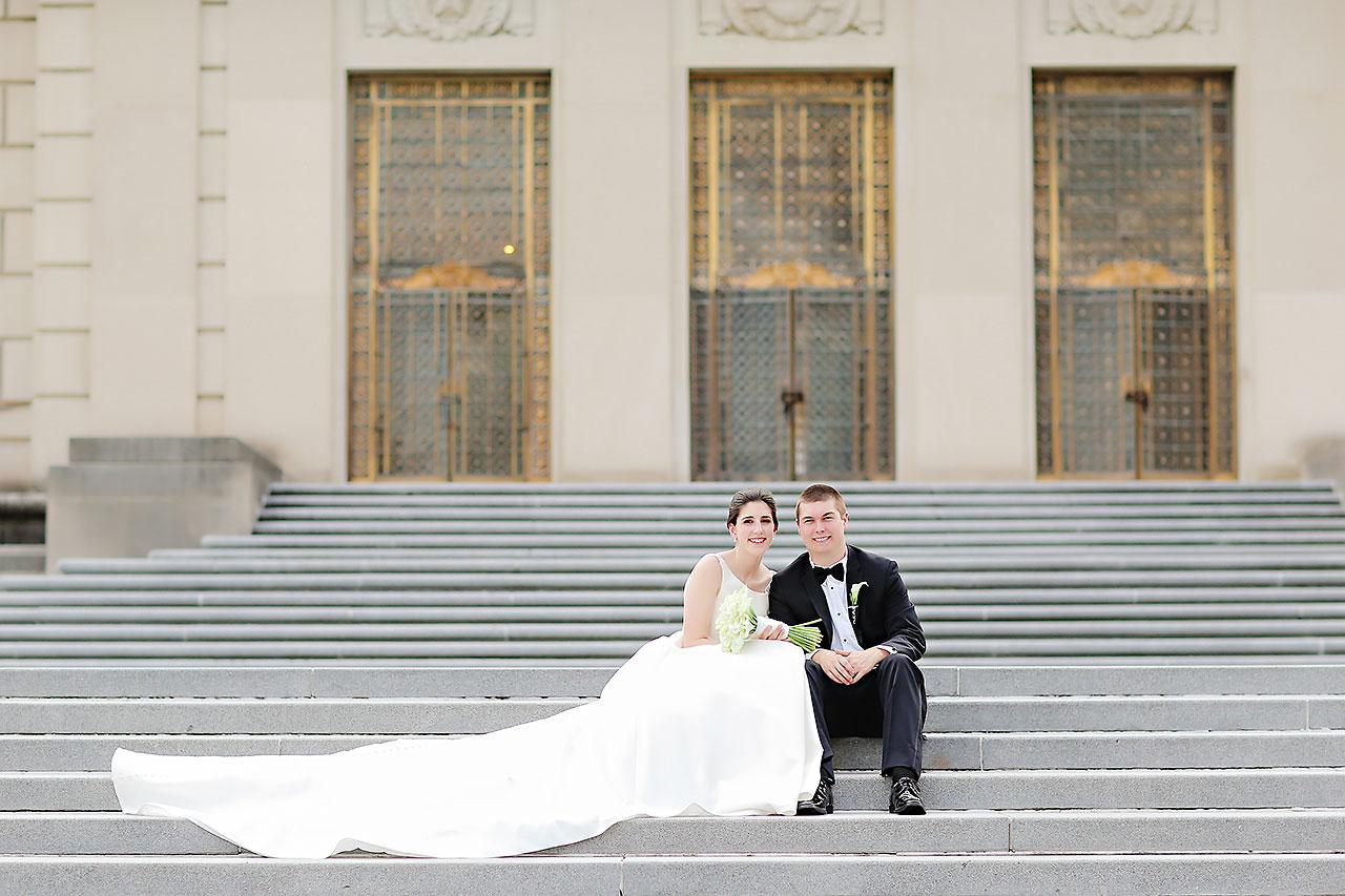 Ali Joey Conrad Indianapolis Wedding 218