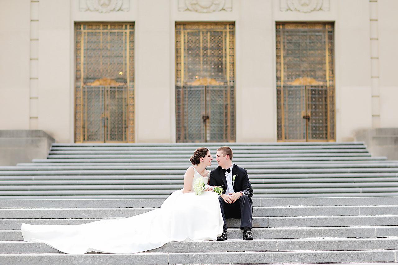 Ali Joey Conrad Indianapolis Wedding 209