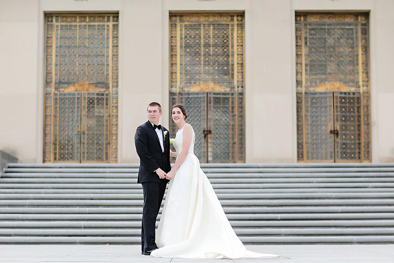 Ali Joey Conrad Indianapolis Wedding 206