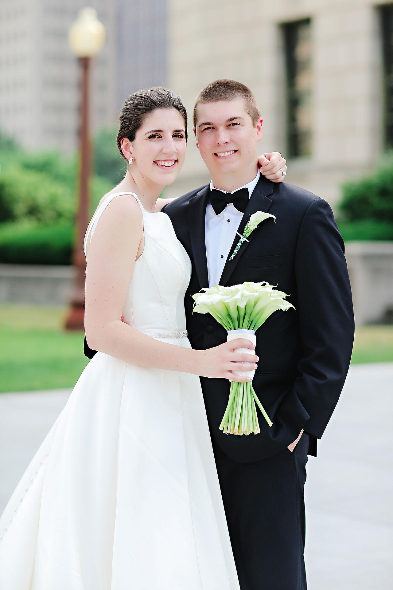 Ali Joey Conrad Indianapolis Wedding 202