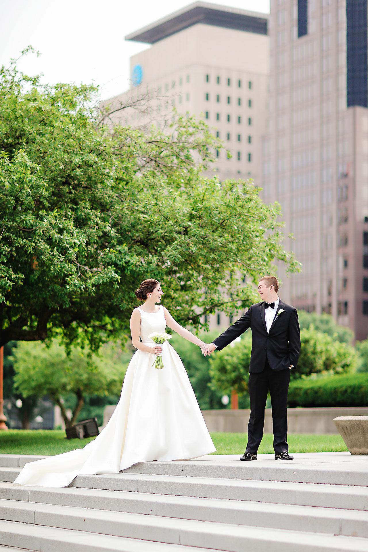 Ali Joey Conrad Indianapolis Wedding 195