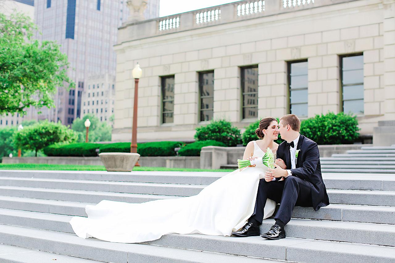 Ali Joey Conrad Indianapolis Wedding 192
