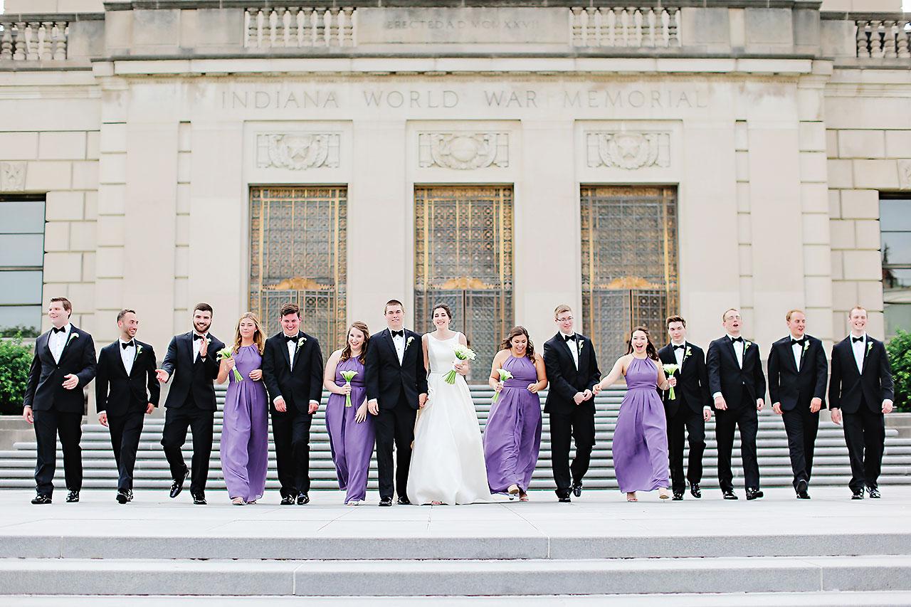 Ali Joey Conrad Indianapolis Wedding 190