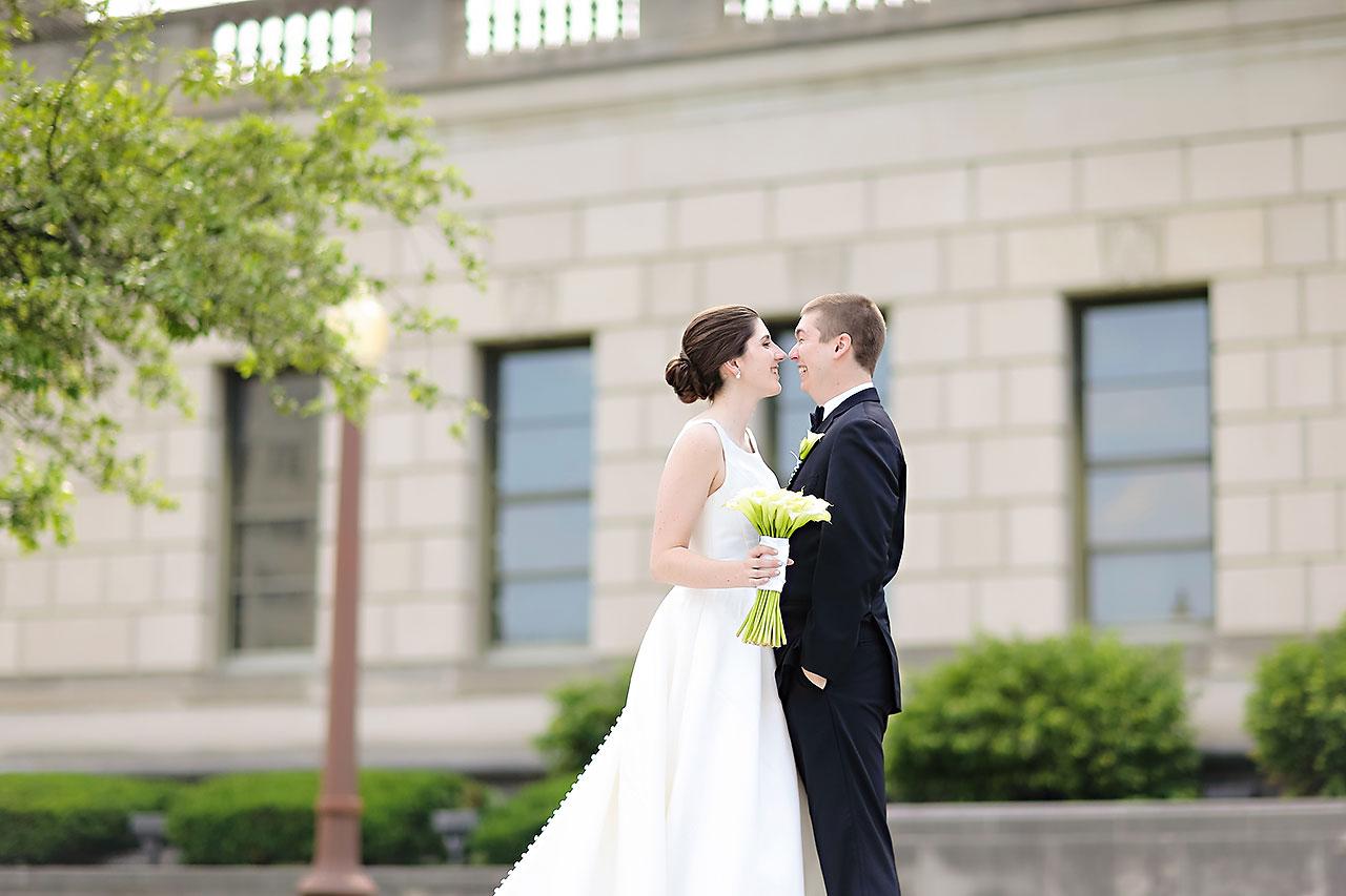 Ali Joey Conrad Indianapolis Wedding 185