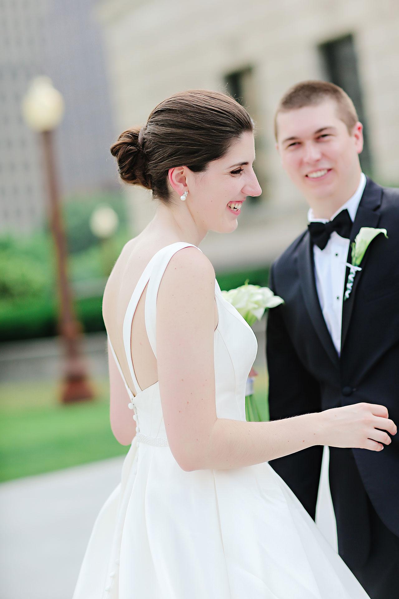 Ali Joey Conrad Indianapolis Wedding 178