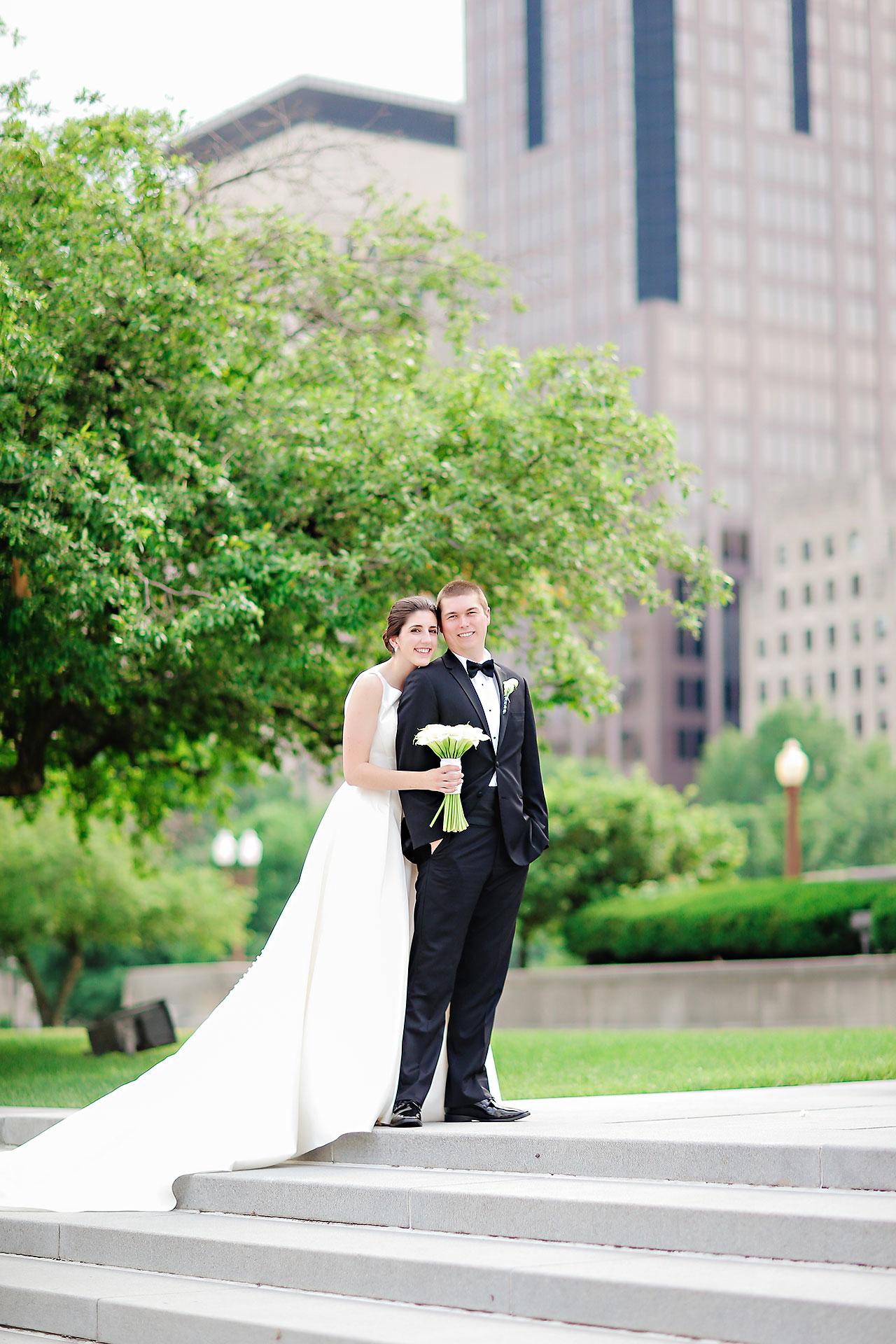 Ali Joey Conrad Indianapolis Wedding 173