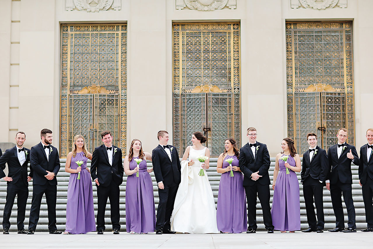Ali Joey Conrad Indianapolis Wedding 171