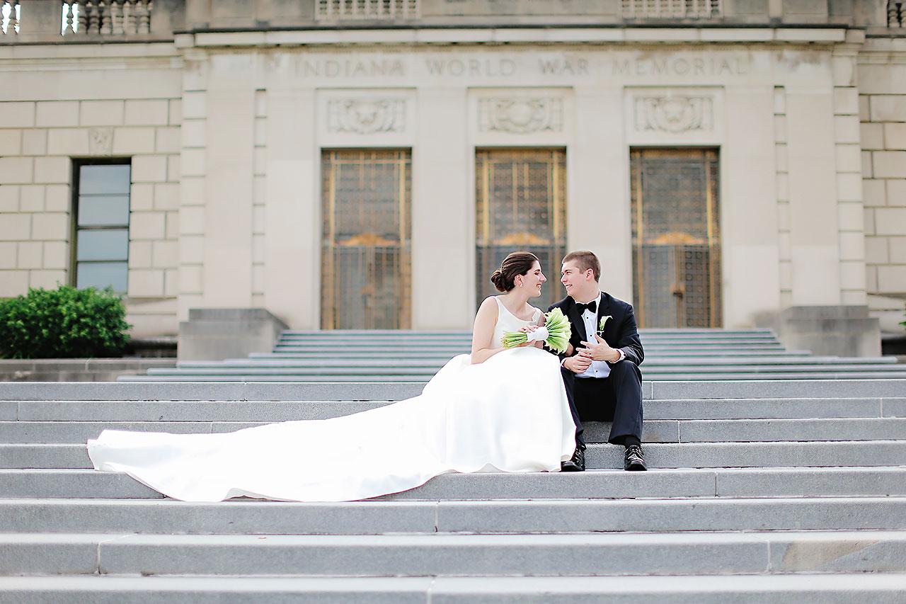 Ali Joey Conrad Indianapolis Wedding 170