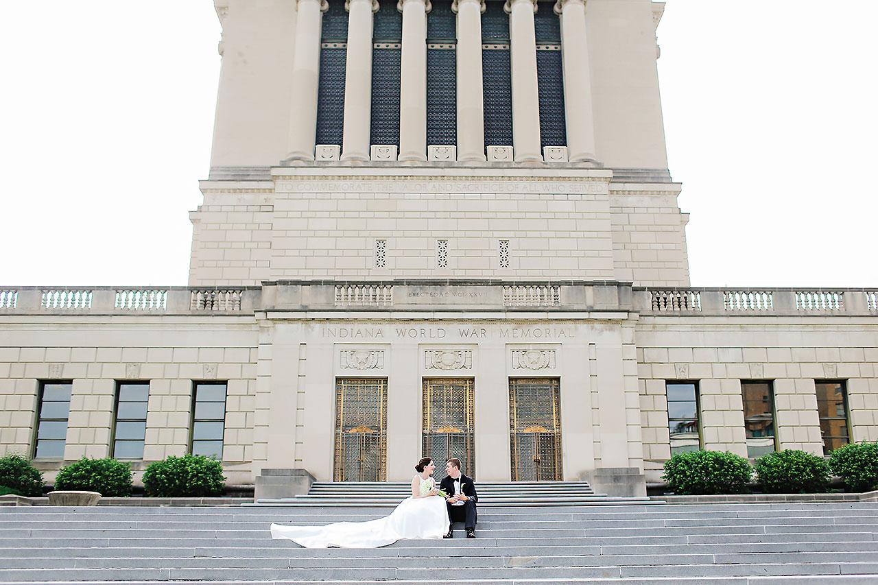 Ali Joey Conrad Indianapolis Wedding 166