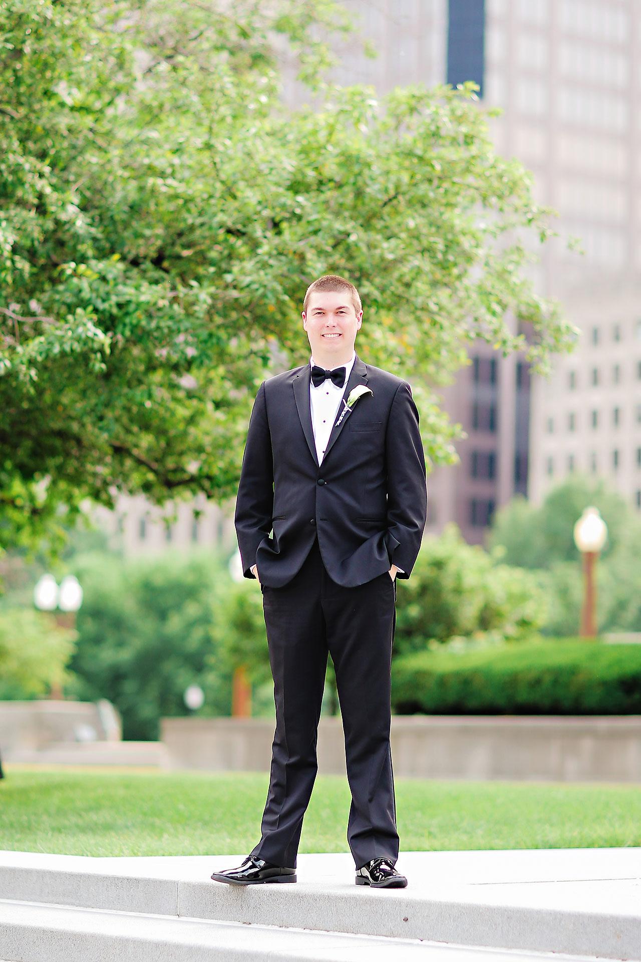 Ali Joey Conrad Indianapolis Wedding 156