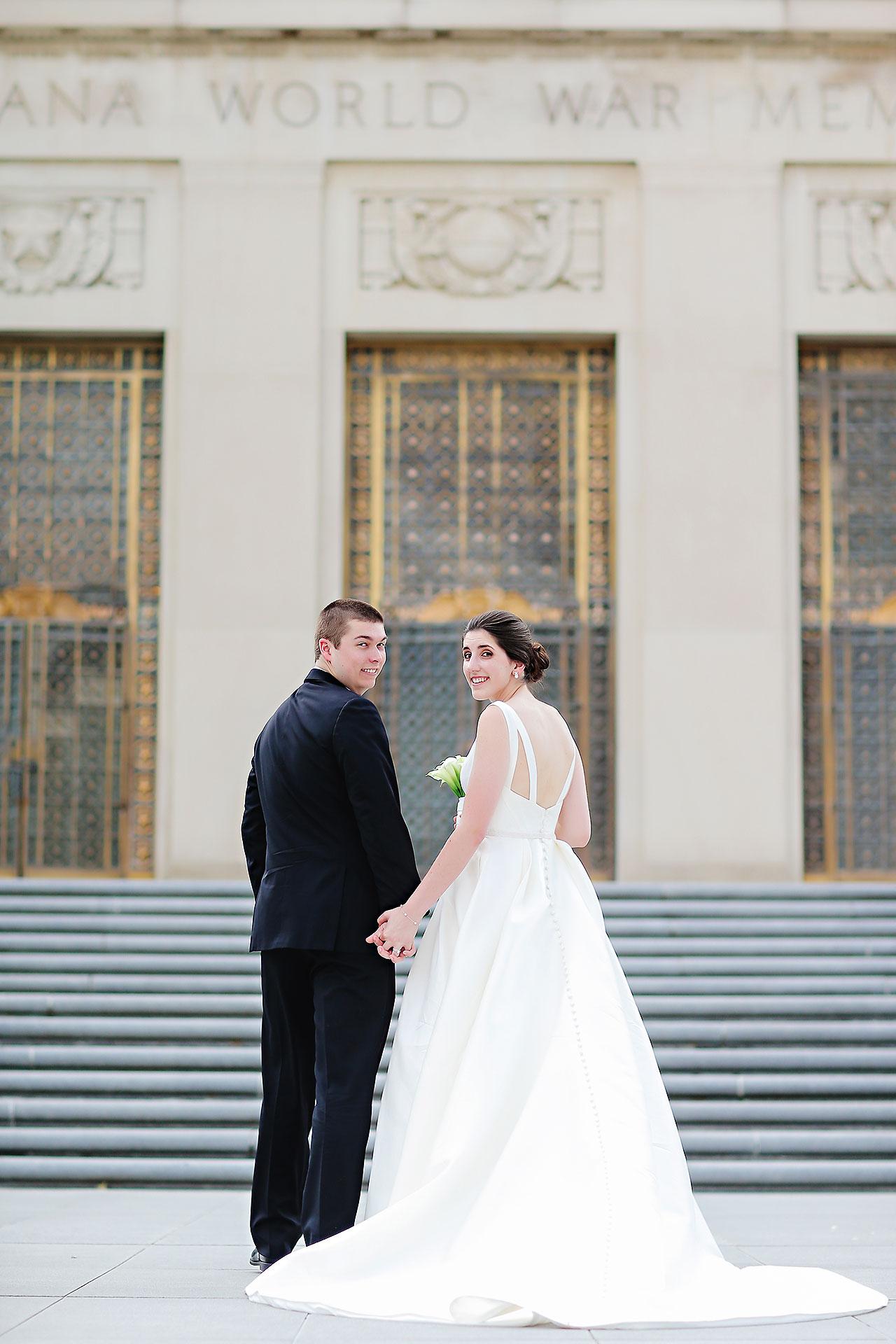 Ali Joey Conrad Indianapolis Wedding 153