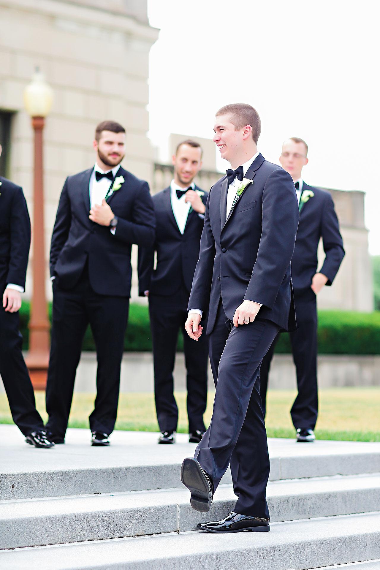 Ali Joey Conrad Indianapolis Wedding 151
