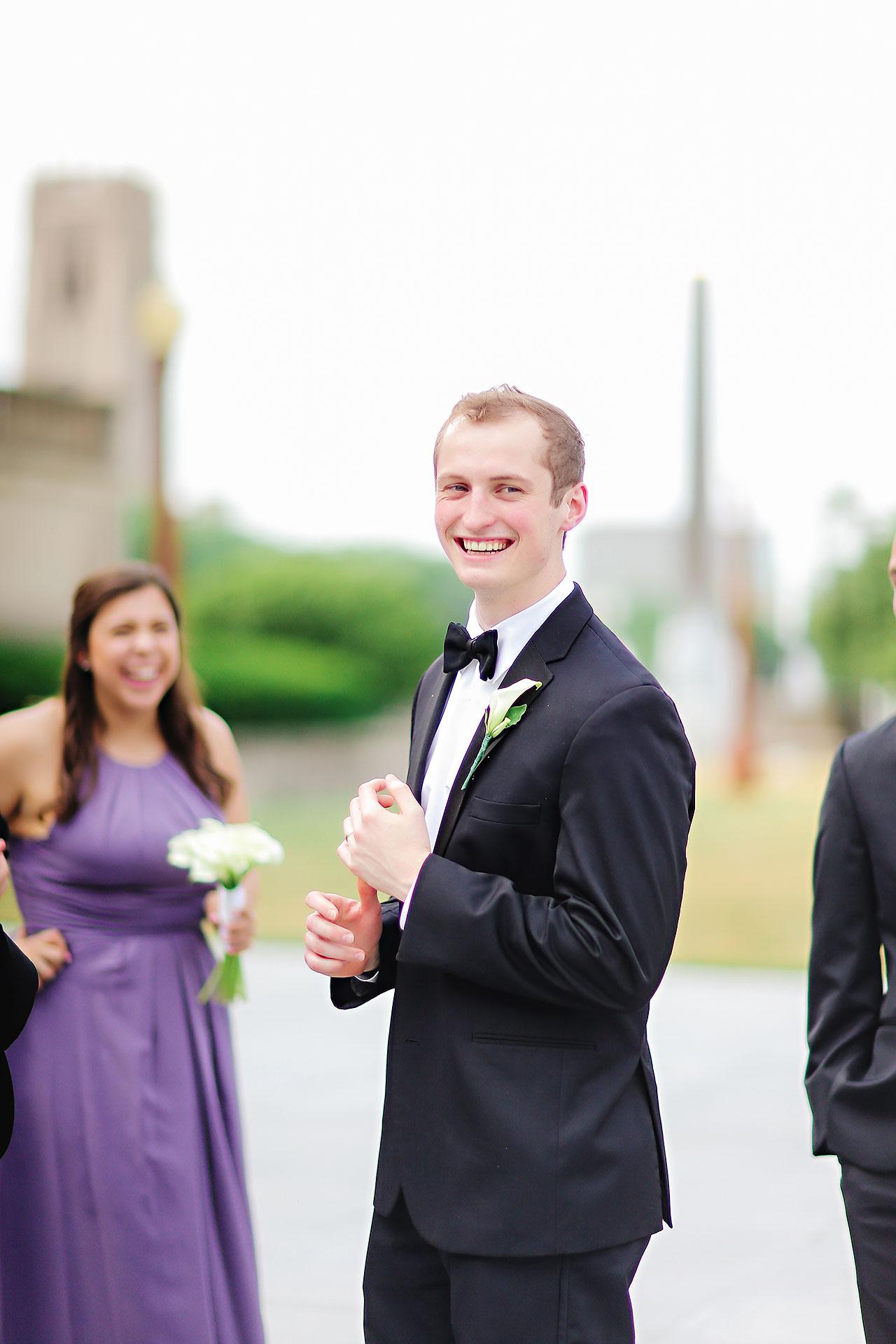 Ali Joey Conrad Indianapolis Wedding 147