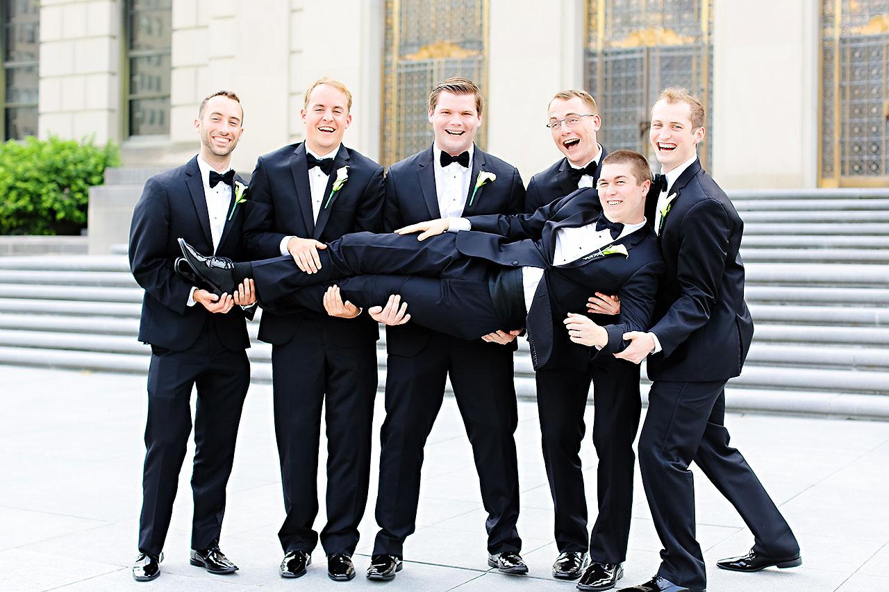 Ali Joey Conrad Indianapolis Wedding 144