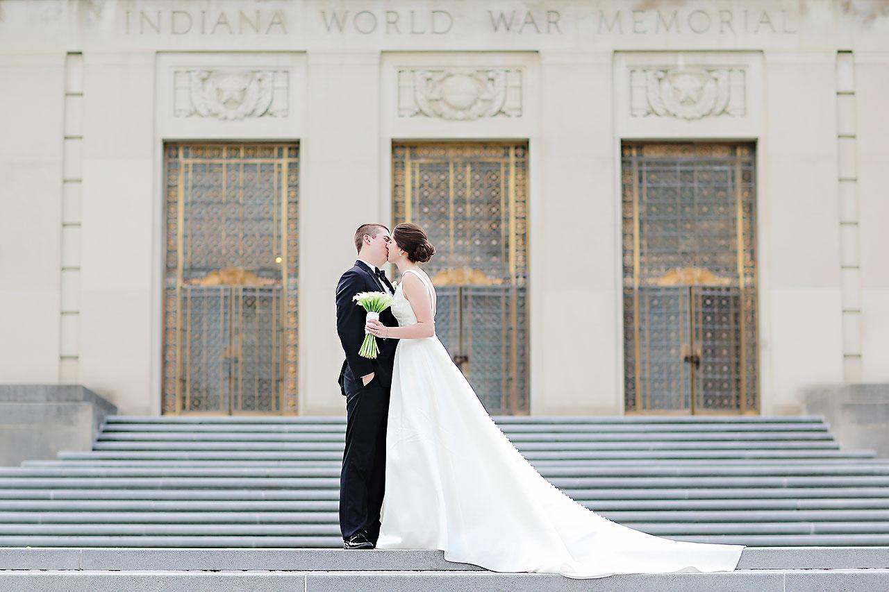 Ali Joey Conrad Indianapolis Wedding 145