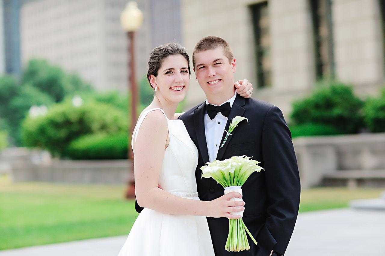 Ali Joey Conrad Indianapolis Wedding 142