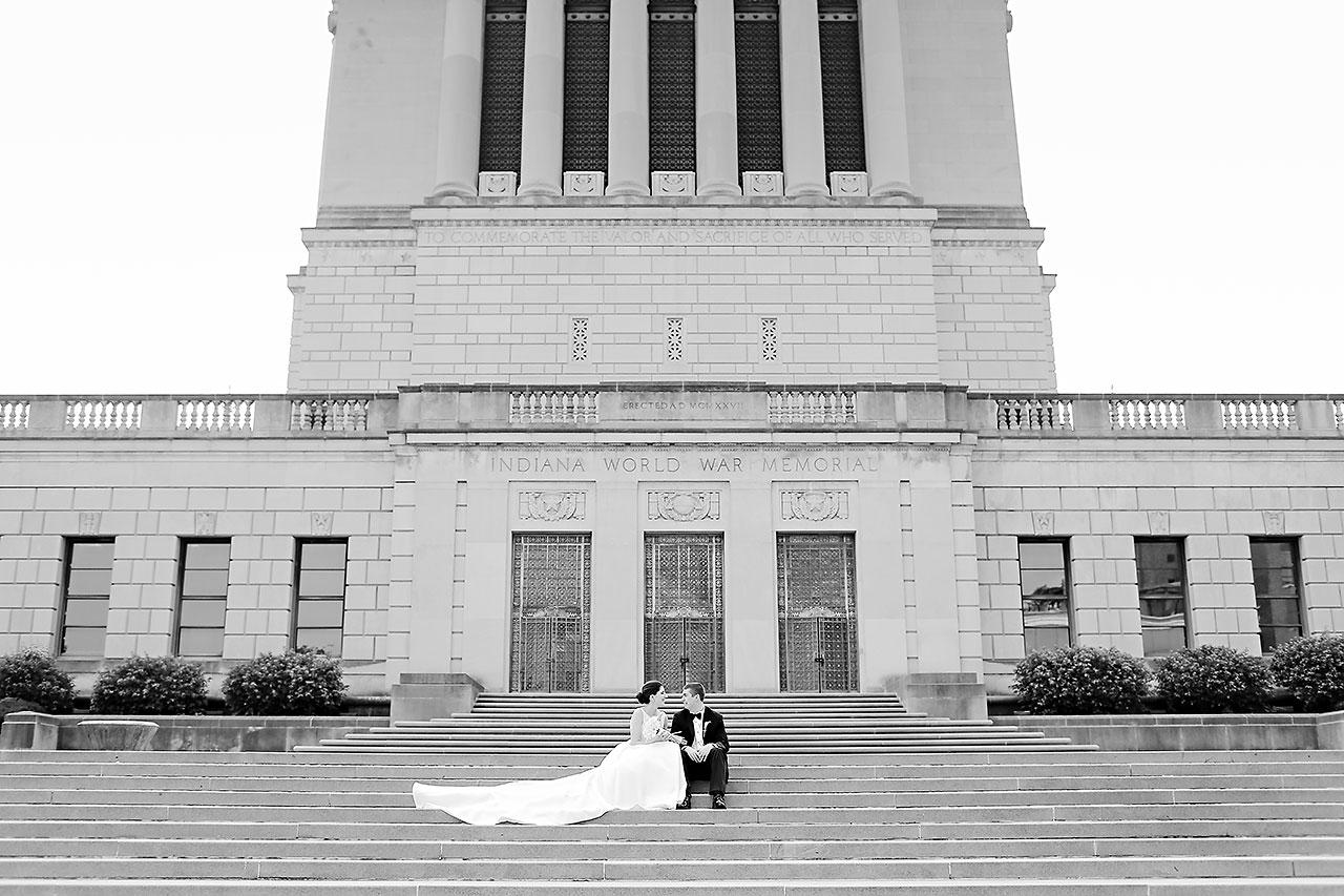 Ali Joey Conrad Indianapolis Wedding 138