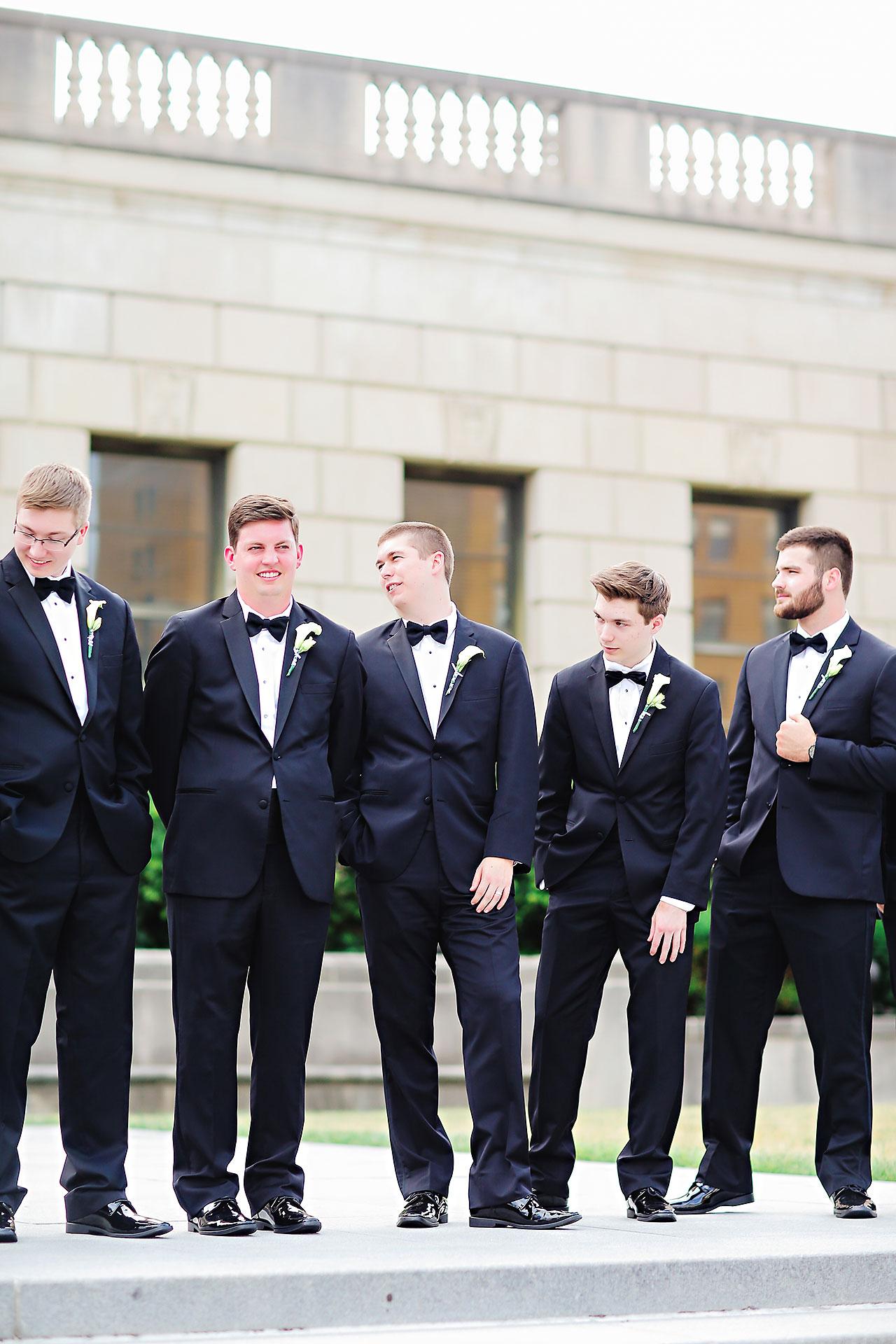 Ali Joey Conrad Indianapolis Wedding 129