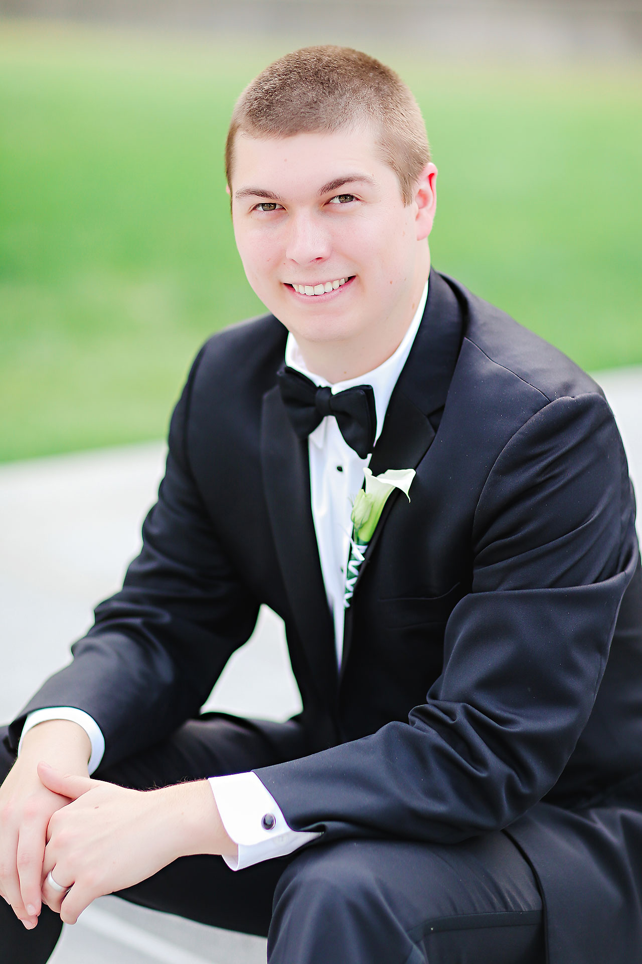Ali Joey Conrad Indianapolis Wedding 126