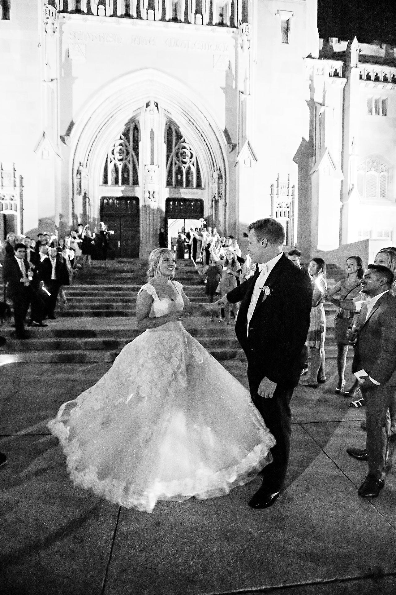 Morgan Max Scottish Rite Indianapolis Wedding 394