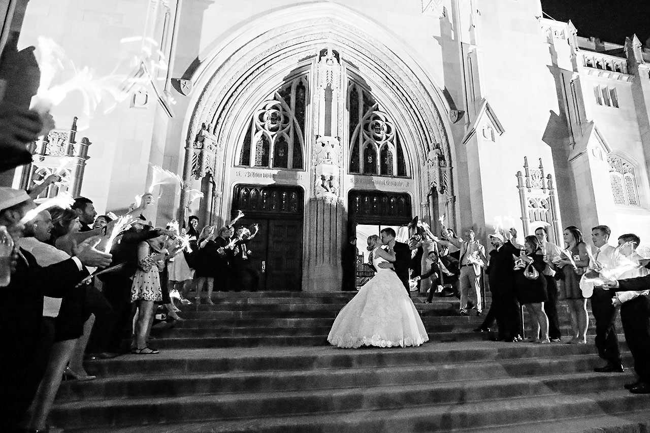 Morgan Max Scottish Rite Indianapolis Wedding 389