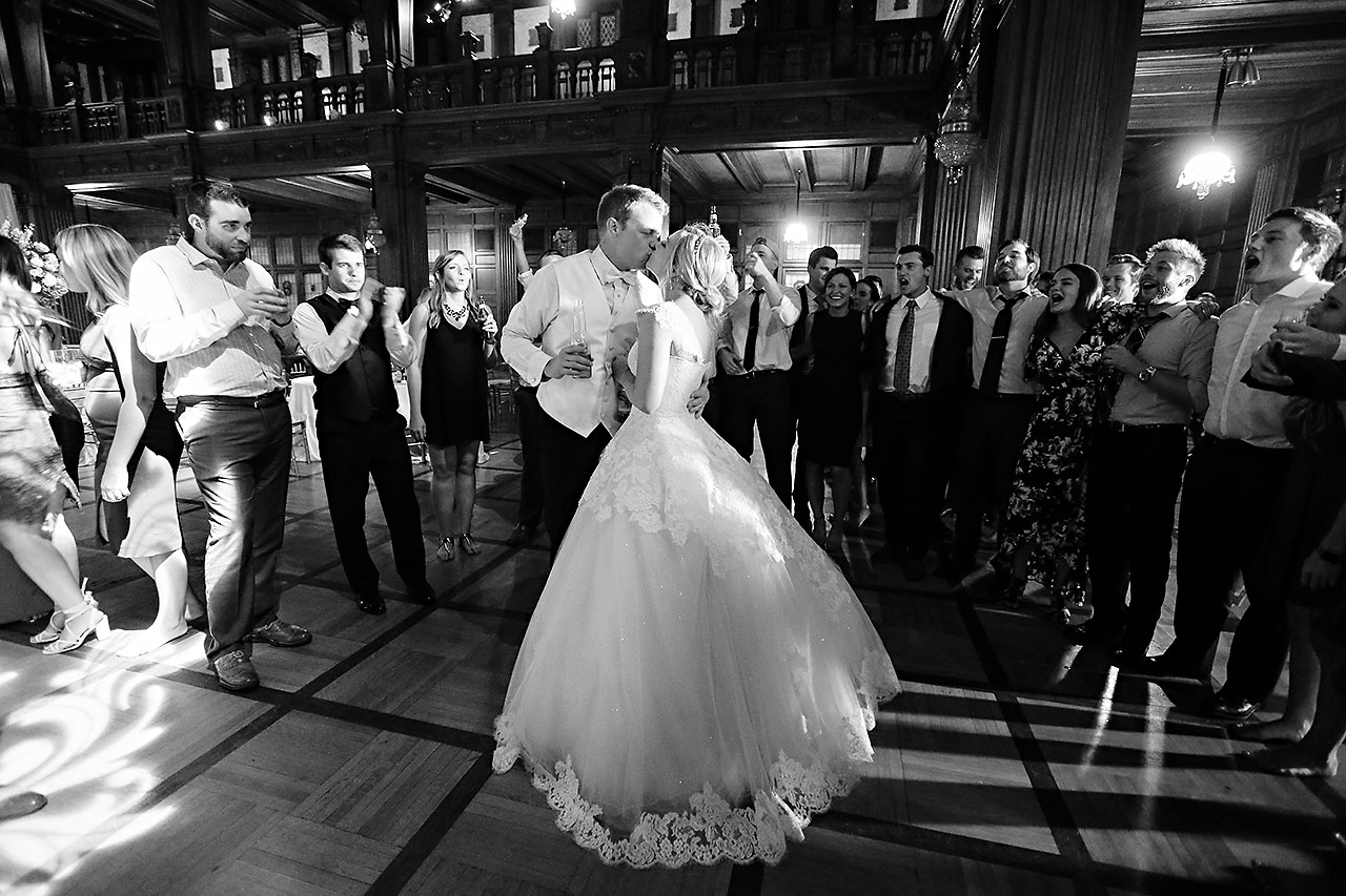 Morgan Max Scottish Rite Indianapolis Wedding 387