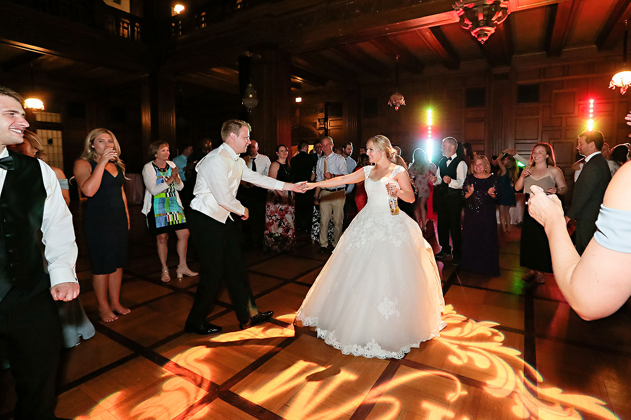 Morgan Max Scottish Rite Indianapolis Wedding 384