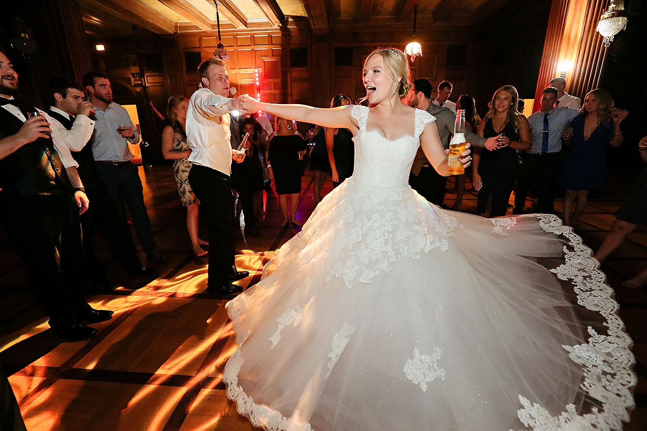 Morgan Max Scottish Rite Indianapolis Wedding 386