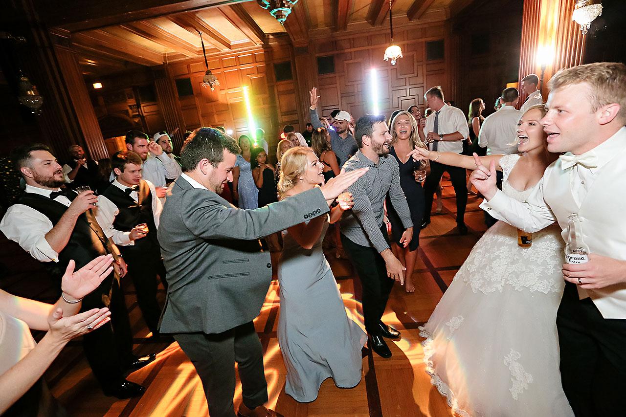 Morgan Max Scottish Rite Indianapolis Wedding 381
