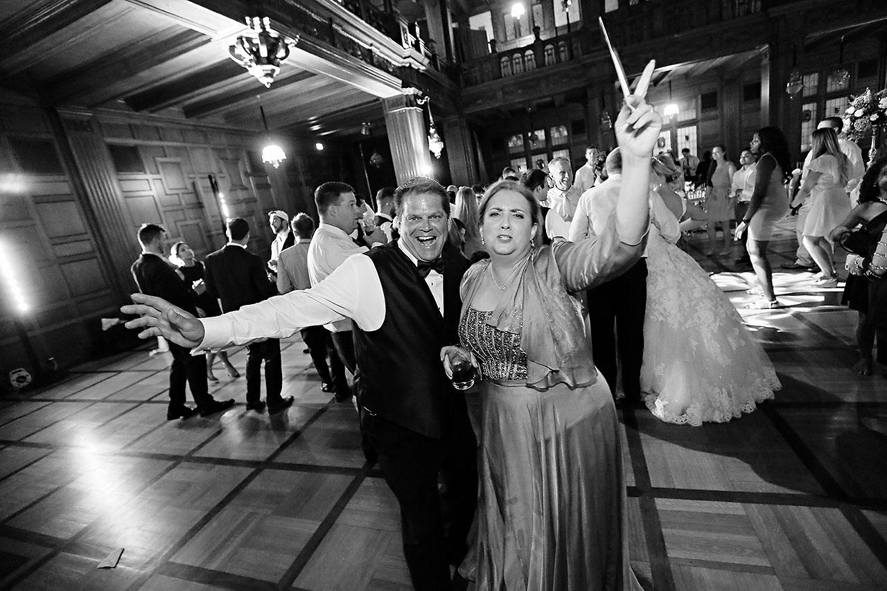 Morgan Max Scottish Rite Indianapolis Wedding 380