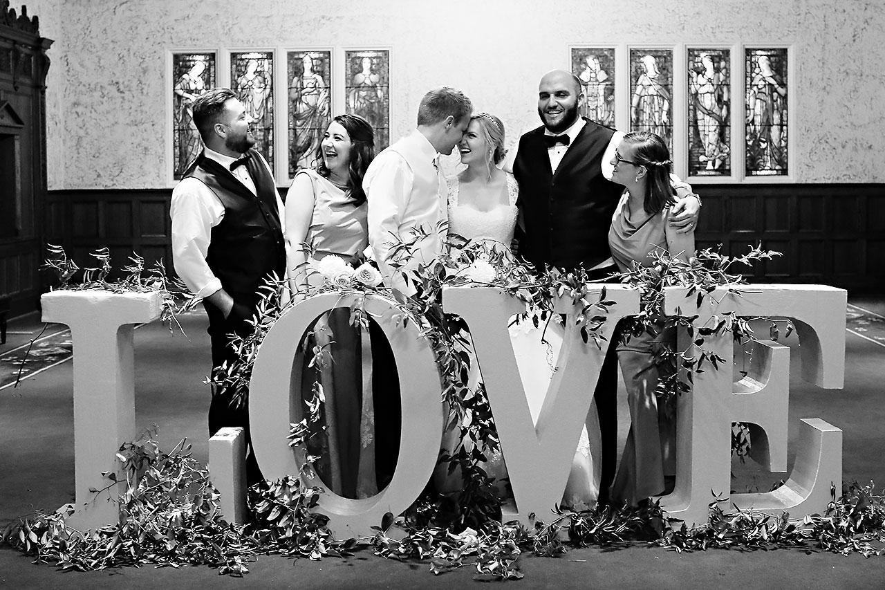 Morgan Max Scottish Rite Indianapolis Wedding 373