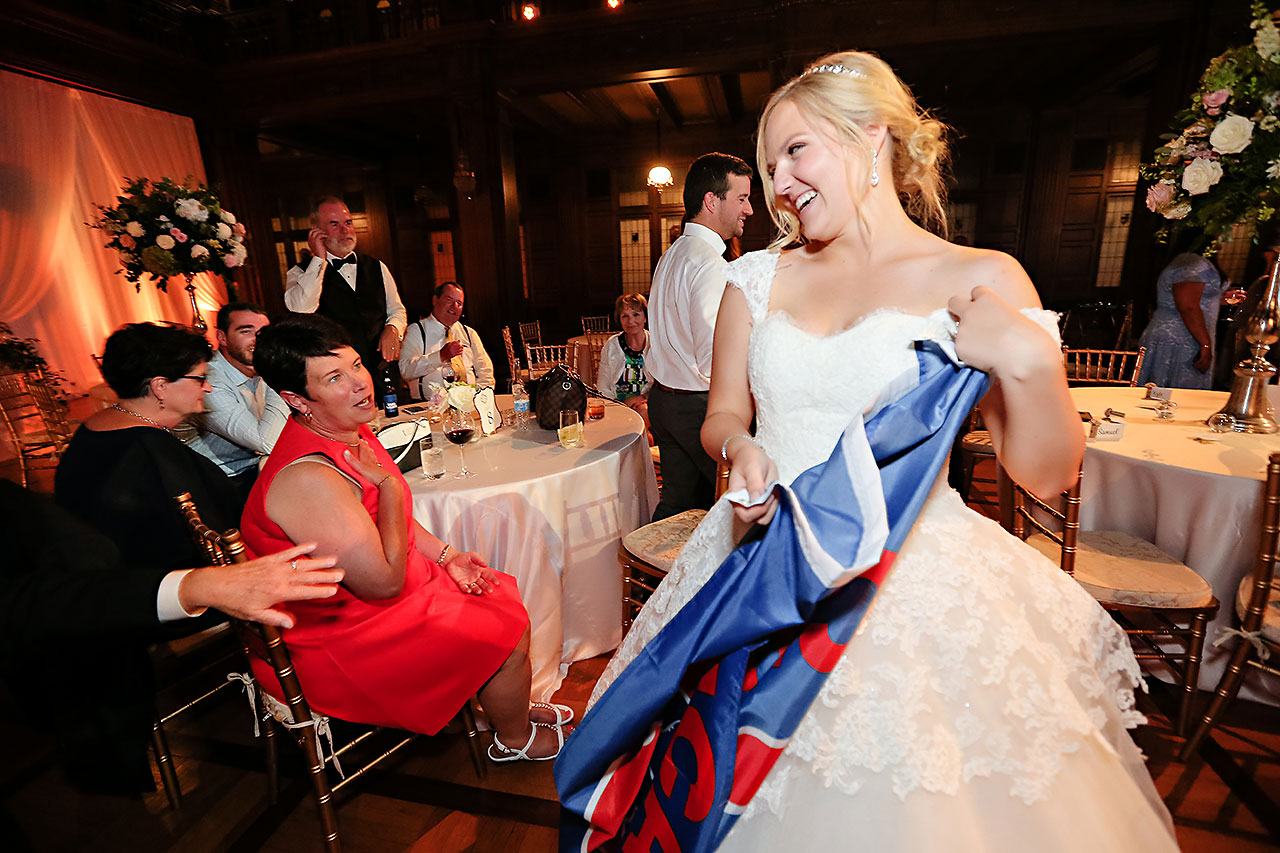 Morgan Max Scottish Rite Indianapolis Wedding 370