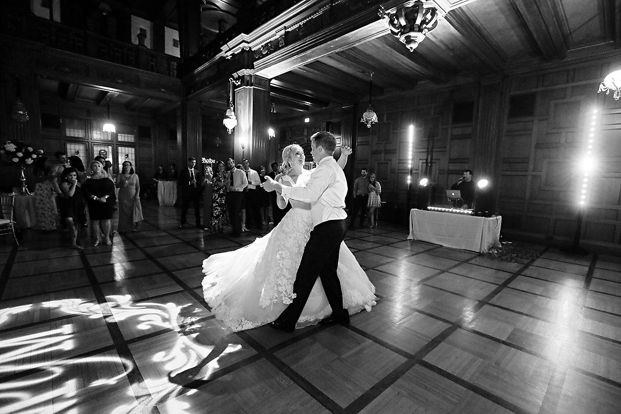 Morgan Max Scottish Rite Indianapolis Wedding 366