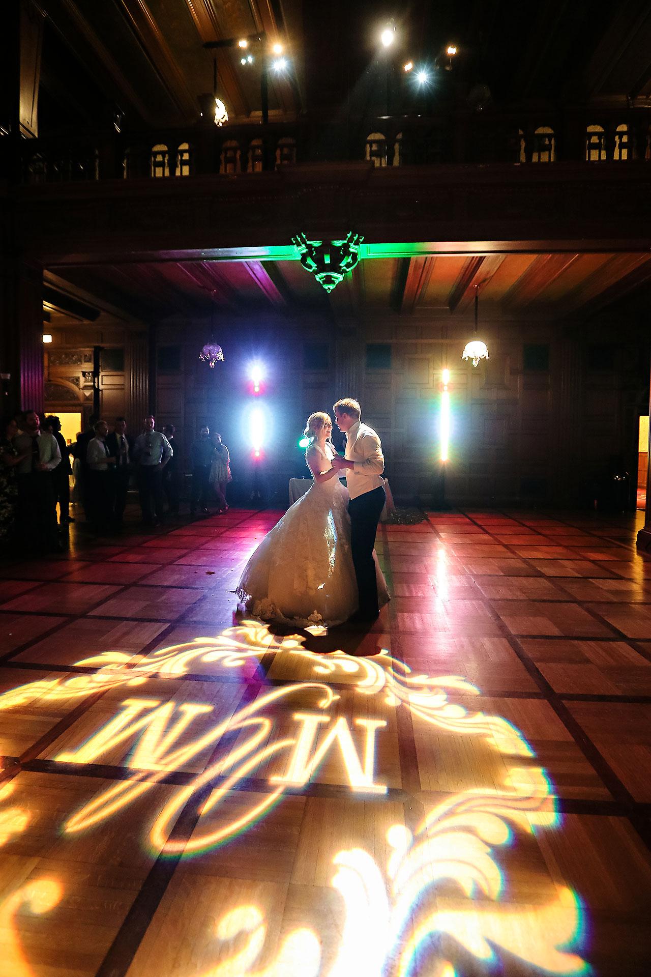 Morgan Max Scottish Rite Indianapolis Wedding 365