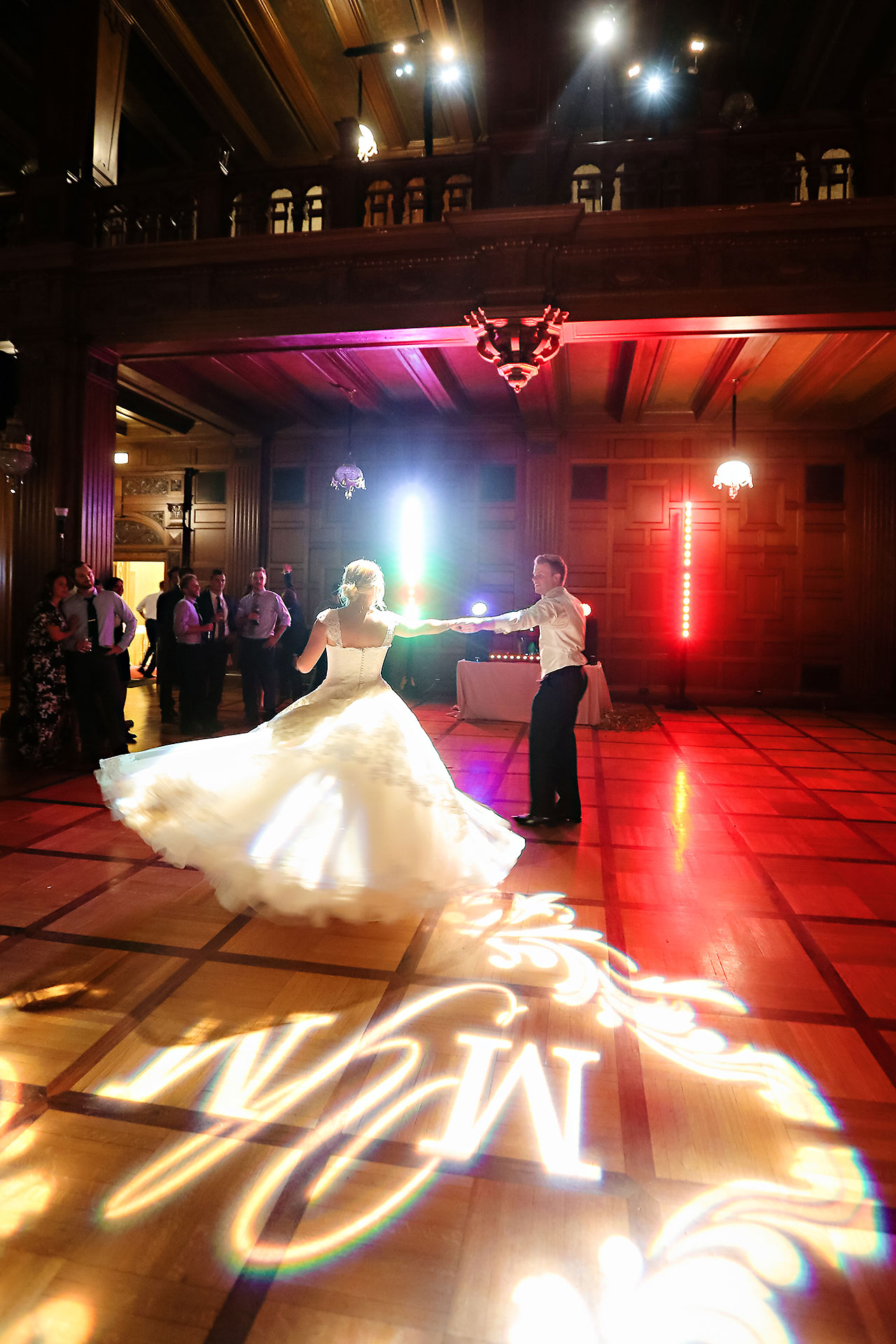 Morgan Max Scottish Rite Indianapolis Wedding 362