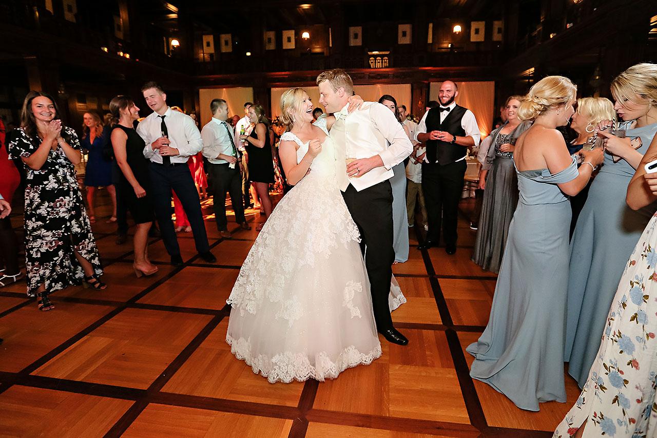 Morgan Max Scottish Rite Indianapolis Wedding 349