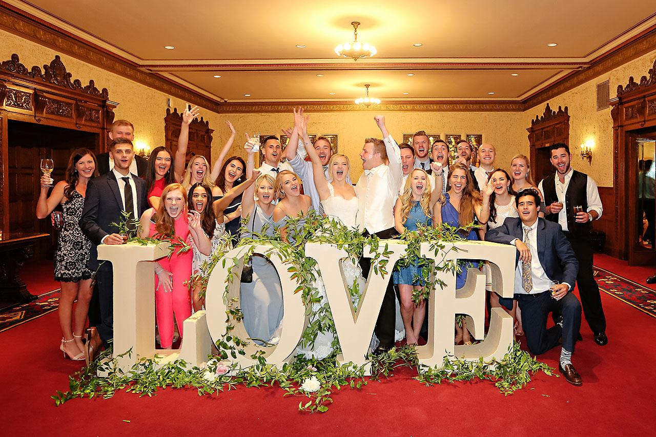 Morgan Max Scottish Rite Indianapolis Wedding 346