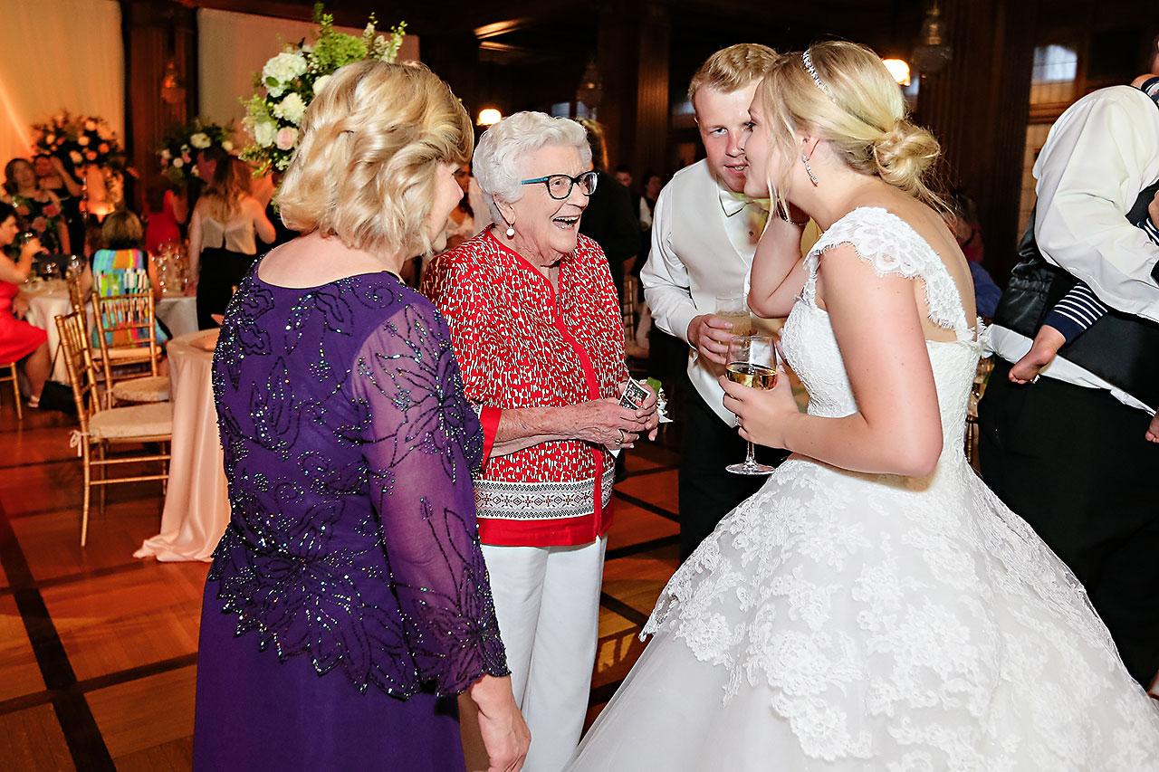 Morgan Max Scottish Rite Indianapolis Wedding 337