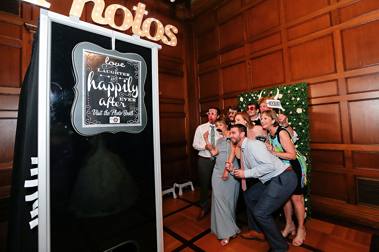 Morgan Max Scottish Rite Indianapolis Wedding 329