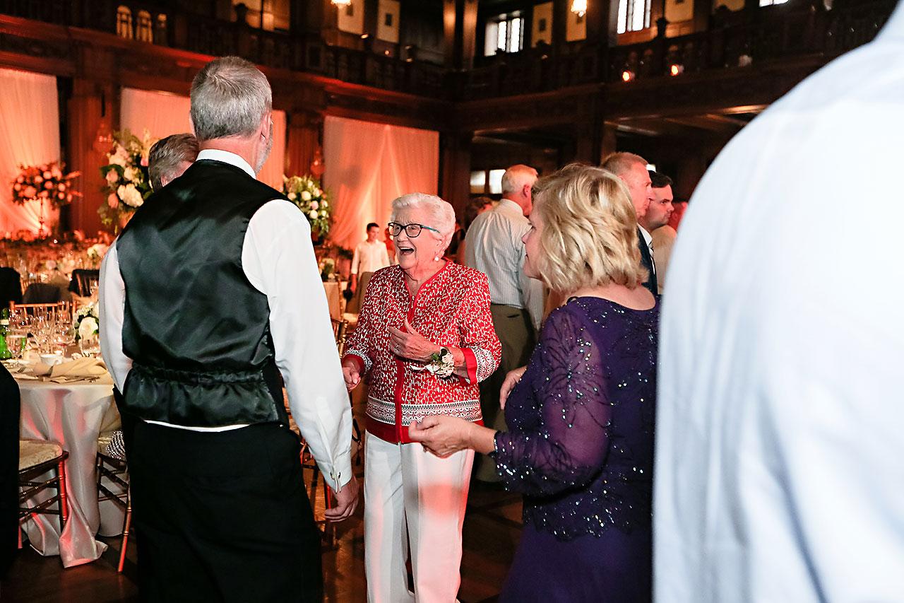Morgan Max Scottish Rite Indianapolis Wedding 327