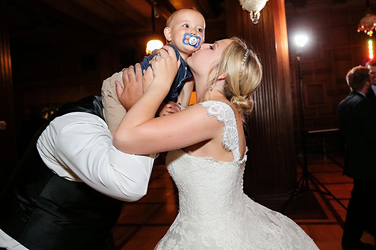 Morgan Max Scottish Rite Indianapolis Wedding 326