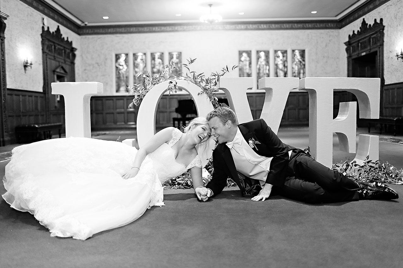 Morgan Max Scottish Rite Indianapolis Wedding 323